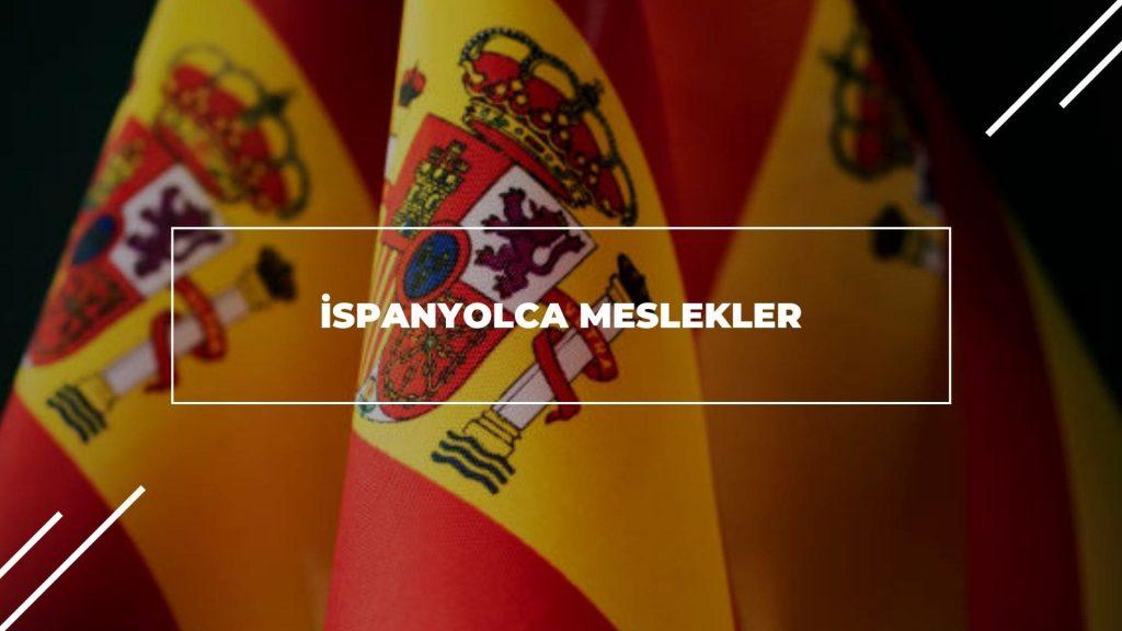 İspanyolca Meslekler